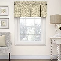 Waverly Donnington Box Window Valance