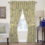 Waverly Brighton Blossom Floral Curtain
