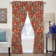 Waverly Brighton Blossom Floral Window Curtain