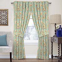 Waverly Clifton Hall Floral Curtain