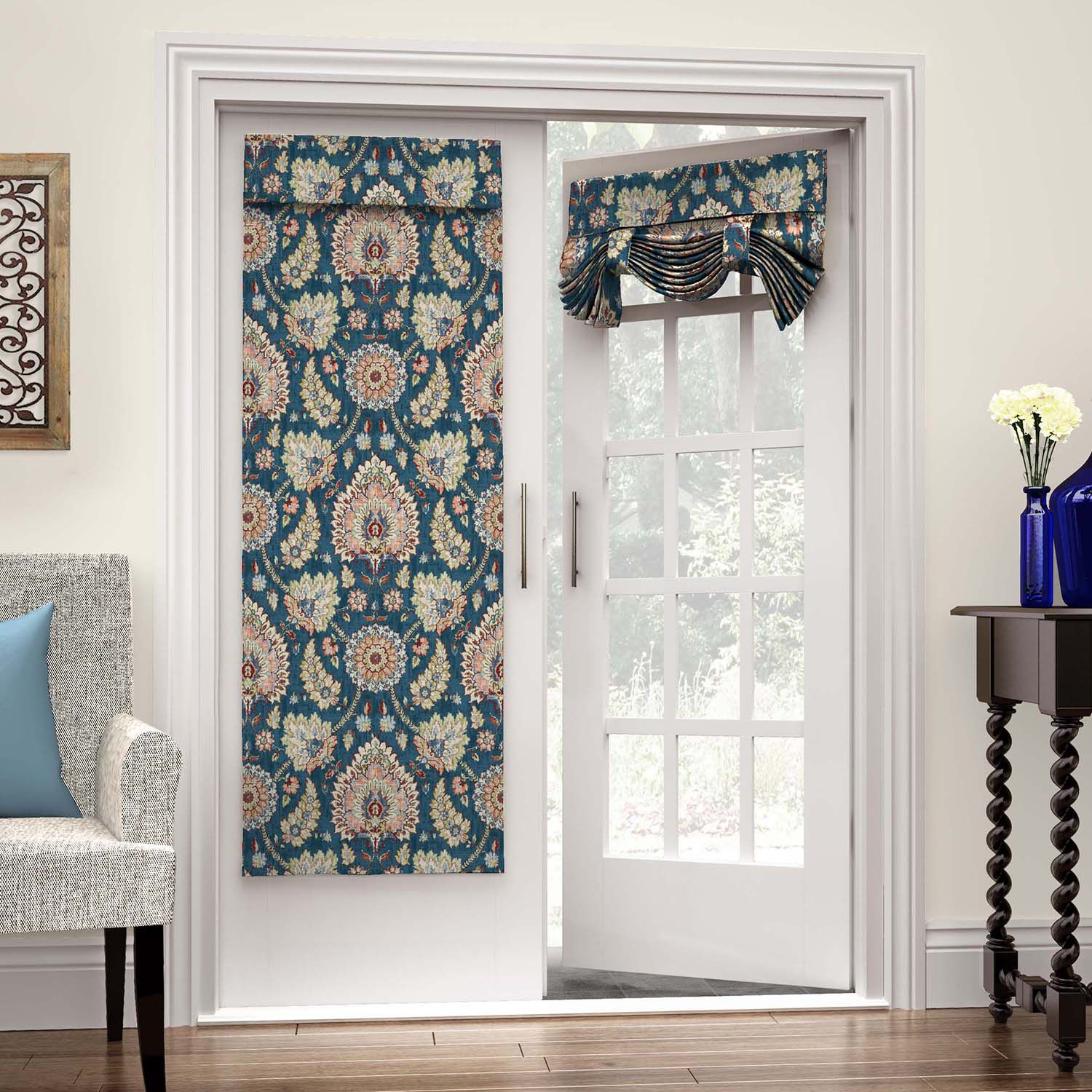 Waverly Clifton Hall French Door Curtain