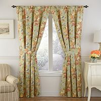 Waverly Spring Bling Curtain