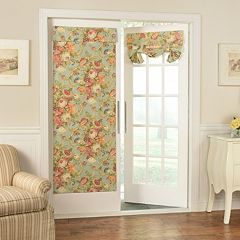 Waverly 1-Panel Spring Bling Door Curtain