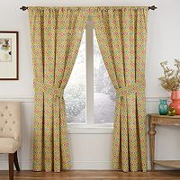 Waverly Lunar Lattice Curtain