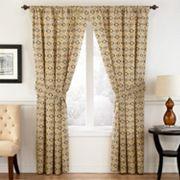 Waverly Lunar Lattice Window Curtain