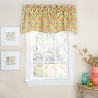 Waverly Lunar Lattice Wave Valance