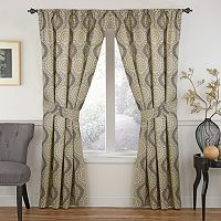 Waverly Moonlight Medallion Curtain