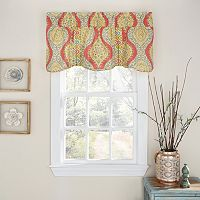 Waverly Moonlight Medallion Valance