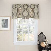 Waverly Moonlight Medallion Window Valance