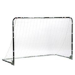 Franklin Sports 4-ft x 6-ft Galvanized Steel Folding Soccer Goal