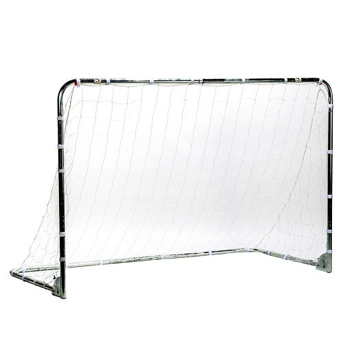 Franklin Sports 4-ft x 6-ft Galvanized Steel Folding Soccer Goal