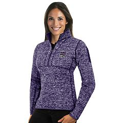 Women's Antigua Sacramento Kings Fortune Pullover