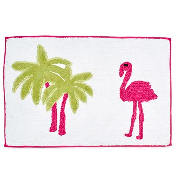 Destinations Flamingo Rug