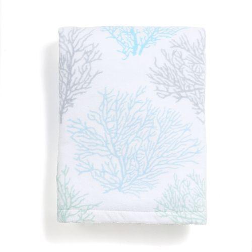 Destinations Sea Reef Print Bath Towel