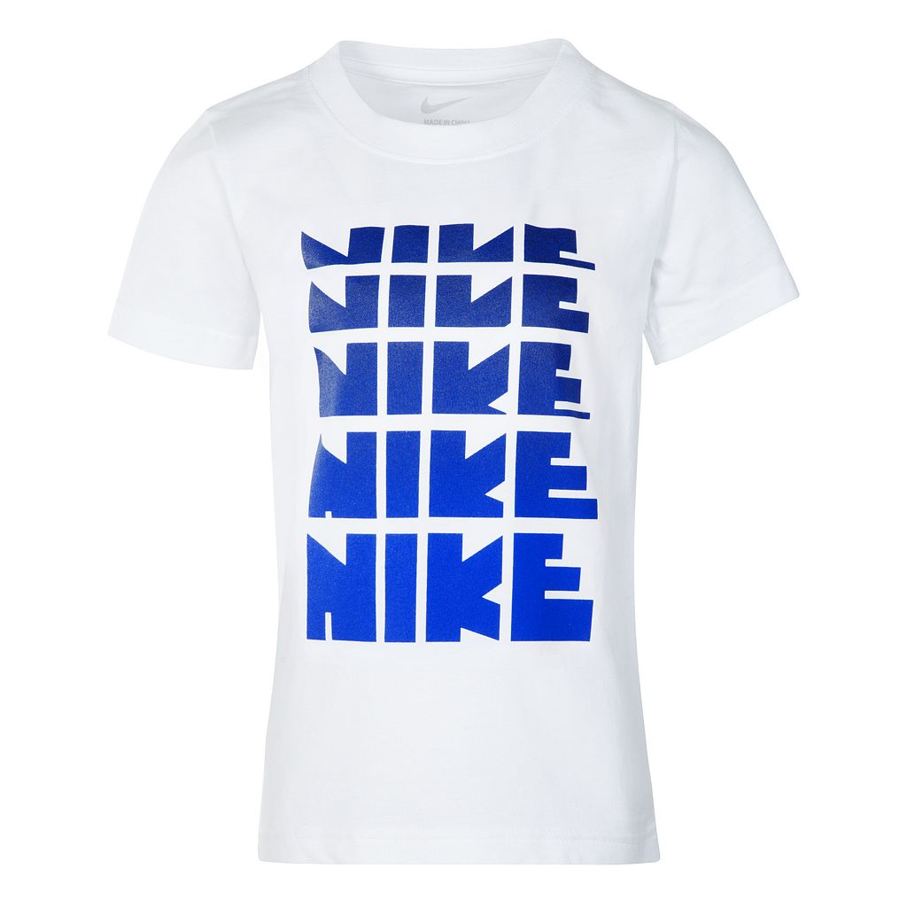 Boys 4-7 Nike DNA Graphic Tee