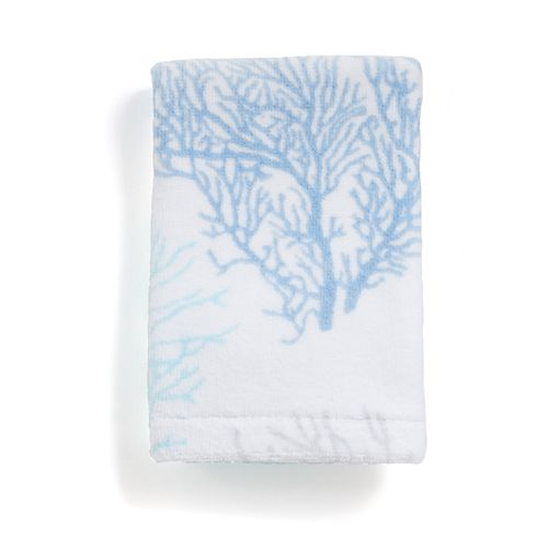 Destinations Sea Reef Print Washcloth