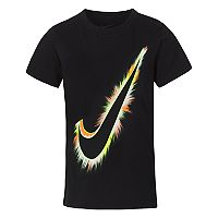 Boys 4-7 Nike Burst Logo Graphic Tee