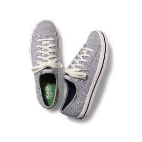 Keds Kickstart Textured Women's Ortholite Sneakers