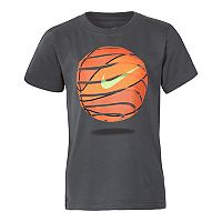 Boys 4-7 Nike Basketball Logo Graphic Tee