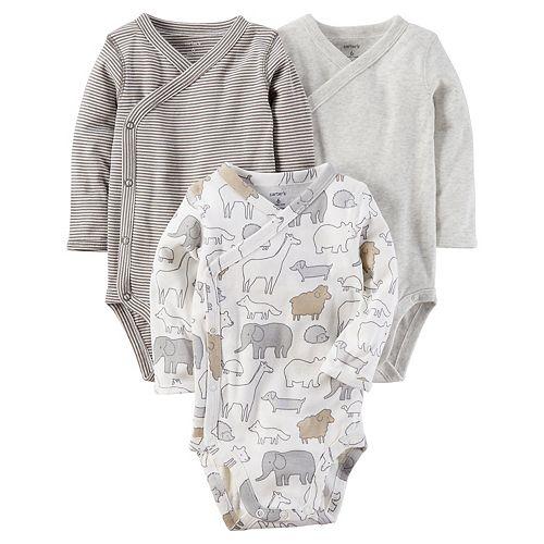 de294f0fa Baby Carter's 3-pk. Side-Snap Bodysuits