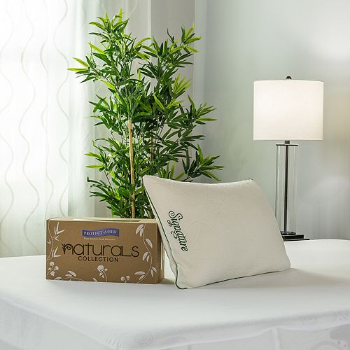Protect-A-Bed Back Sleeper Signature Pillow