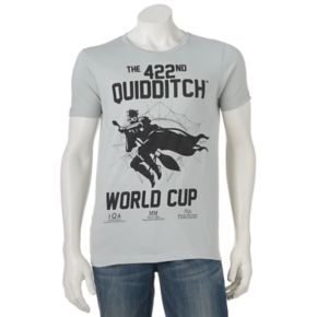 """Men's Harry Potter """"The 422nd Quidditch World Cup"""" Tee"""