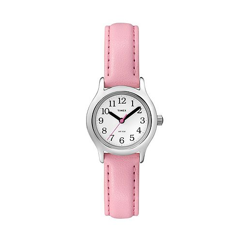 Timex Kids' Easy Reader Leather Watch - T79081