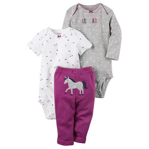 4a48c50c8 Baby Girl Carter's Rainbow Bodysuit,
