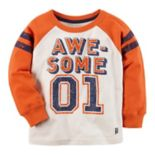 "Boys 4-7 Carter's ""Awesome"" Tee"