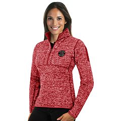 Women's Antigua Toronto Raptors Fortune Pullover