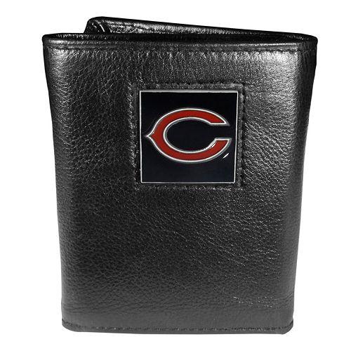 Men's Chicago Bears Trifold Wallet