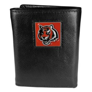 Men's Cincinnati Bengals Trifold Wallet
