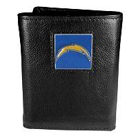 Men's San DiegoChargers Trifold Wallet