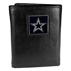 Men's Dallas Cowboys Trifold Wallet