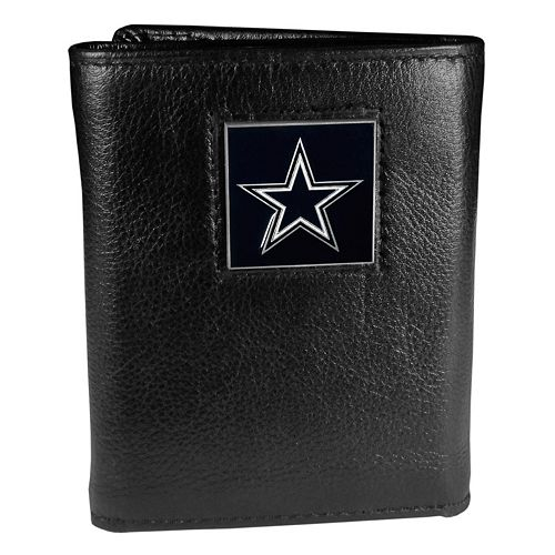 Men's Dallas Cowboys Trifold Wallet