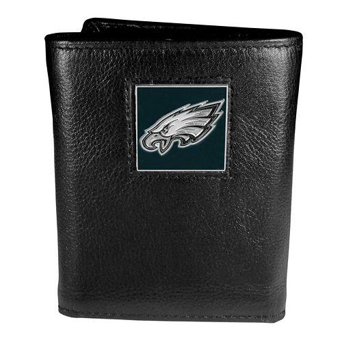 Men's Philadelphia Eagles Trifold Wallet