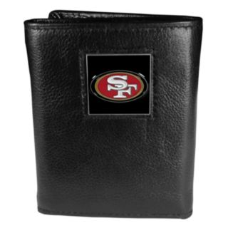 Men's San Francisco 49ers Trifold Wallet