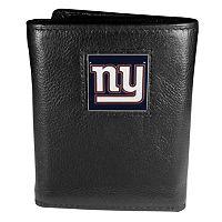 Men's New York Giants Trifold Wallet