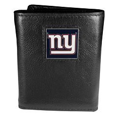 Men's New York Giants Trifold Wallet