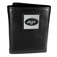 Men's New York Jets Trifold Wallet