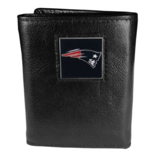 Men's New England Patriots Trifold Wallet
