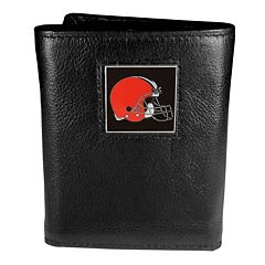 Men's Cleveland Browns Trifold Wallet