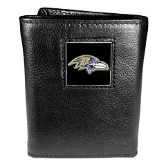 Men's Baltimore Ravens Trifold Wallet