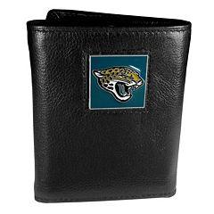 Men's Jacksonville Jaguars Trifold Wallet