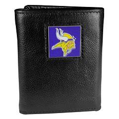 Men's Minnesota Vikings Trifold Wallet