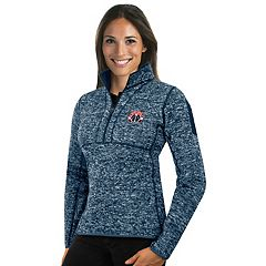 Women's Antigua Washington Wizards Fortune Pullover