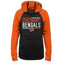 Girls 7-16 Cincinnati Bengals Format Hoodie