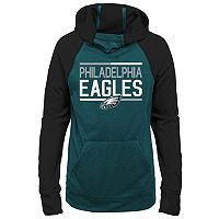 Girls 7-16 Philadelphia Eagles Format Hoodie