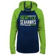 Girls 7-16 Seattle Seahawks Format Hoodie