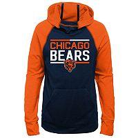 Girls 7-16 Chicago Bears Format Hoodie